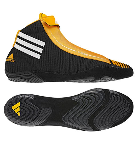 new style ab2e0 c9d94 Adidas adiZERO Sidney Brottarsko Svart 44 2 3