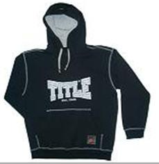 Title Hood Black, M-L