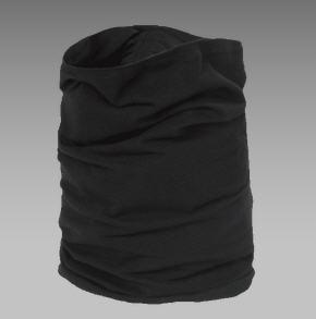 Black Hill Brage Bandana/Tubhalsduk Svart, One size