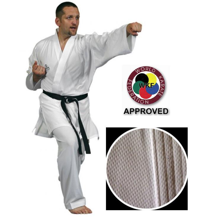 karate gi embroidery wkf hayashi deluxe kumite karate gi embroidery