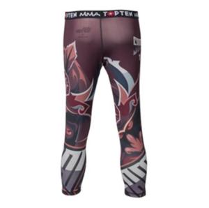 "Topten Compression Pant Capri ""Samurai"""