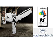 Topten Pattern Master Instructor ITF Dobok