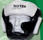 Topten Basic Headguard Black/White