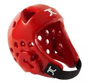 JCalicu Headguard Premium, WT approved, Red