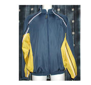 Tracksuit Acapulco Steelblue/Yellow, Large