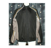 Tracksuit Acapulco Black/Beige/Yellow, Large