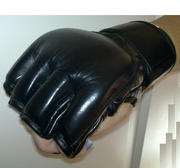 Danger Grappling glove  Leather, M-XL