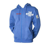 Topten Tae Kwon-Do Hood, Blue