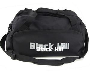 Black Hill Savona Gym Bag Svart (38 liter) med tryck
