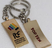 Key Chain ITF Taekwon-Do 2013, color
