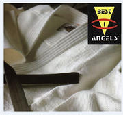 Best Angel JuJutsu/Judo Gi, Vit Demoex 185 cm