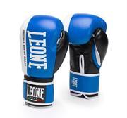 Leone Boxhandske Challenger Blå 10-18 oz