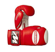 Manus Boxingglove Competition, Red 10 oz