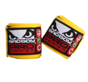Bad Boy Handwrap Elastic 3,5 m Yellow