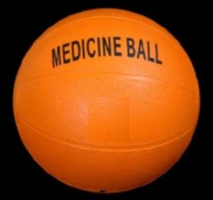 Medicinboll, 2 kg