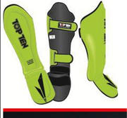 Topten Ultimate Neon Shin/Instep Green