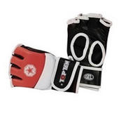 Topten Ultimate Fight MMA gloves, Red/White