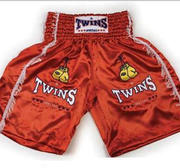 Twins K1 Shorts Tassel, Red XXL