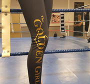 Golden Girl Tights Black