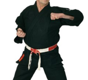 Hayashi Allstyle Ju-Jutsu Jacka Svart 160 cm