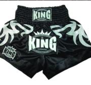 King Thaishorts Big Tribal, Black