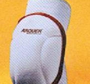 Arquer Elbow White/Red, Senior