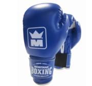 Montana Boxhandske HAWK, Blå 10-12 oz