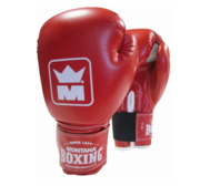 Montana Boxglove HAWK, Red 10-12 oz