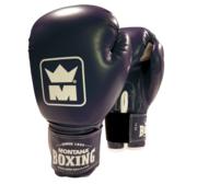 Montana Boxhandske HAWK, Svart 10-12 oz