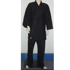 Playwell Judo Gi Black