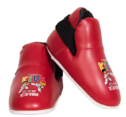 Topten Safety Kicks Kids Generation, Red One size (34 to 36)