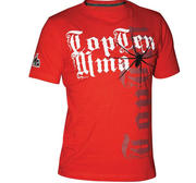 Topten T-shirt Spider Red
