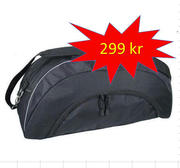 Black Hill Arezzo Travel Bag, Black Offer (50 liter)