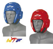 WTF approved Headguard PU