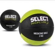 Select  Medicine Ball, 2 kg