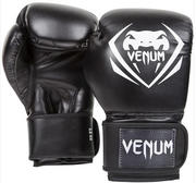 Venum Contender Adult Boxing Gloves Black