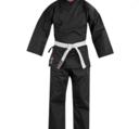 Blitz Student Karate Gi Black