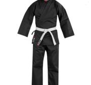 Blitz Student Karate Gi Svart