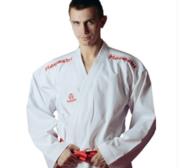 """WKF Karategi Hayashi """"Champion Flexz"""" K1 FLEXZ Red"""