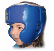 Montana KIDS Head Guard Blue