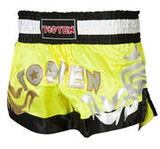Topten Thaiboxingshorts Pro, Yellow