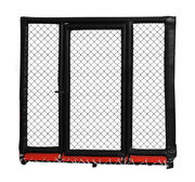 Topten MMA Cage Section with entrance