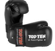 Topten Open Hand Pointfight, Black S-XL