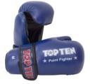 Topten Open Hand Pointfight, Blå S-XL