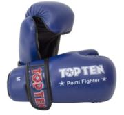 Topten Open Hand Pointfight, Blue S-XL
