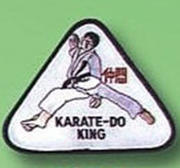 Patch Karate King
