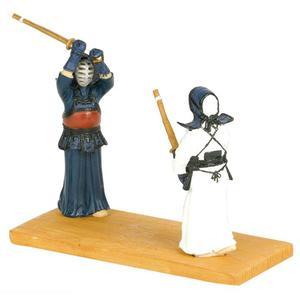 Kampsportsfigur Kendo