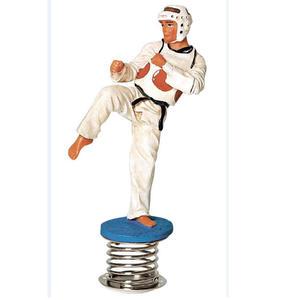 Kampsportsfigur Taekwondo