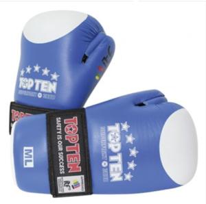 Topten Open Hand Superfight, Blå ITF Target