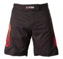 "Topten MMA Board Shorts ""Triangle"" Svart/Röd"